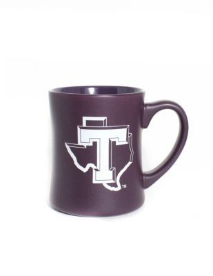 TSU Logo With Mascot Mug-0