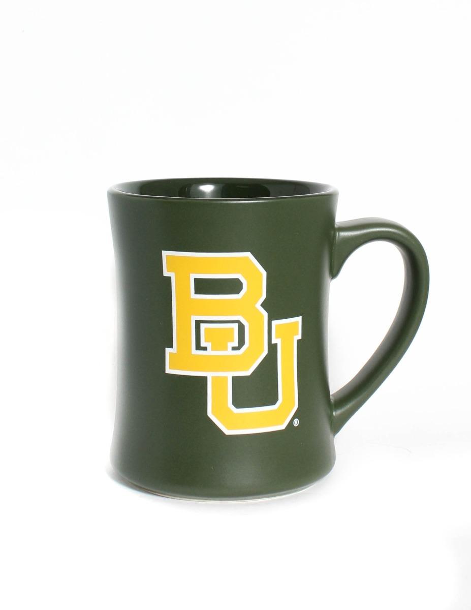 BU Logo With Mascot Mug -0