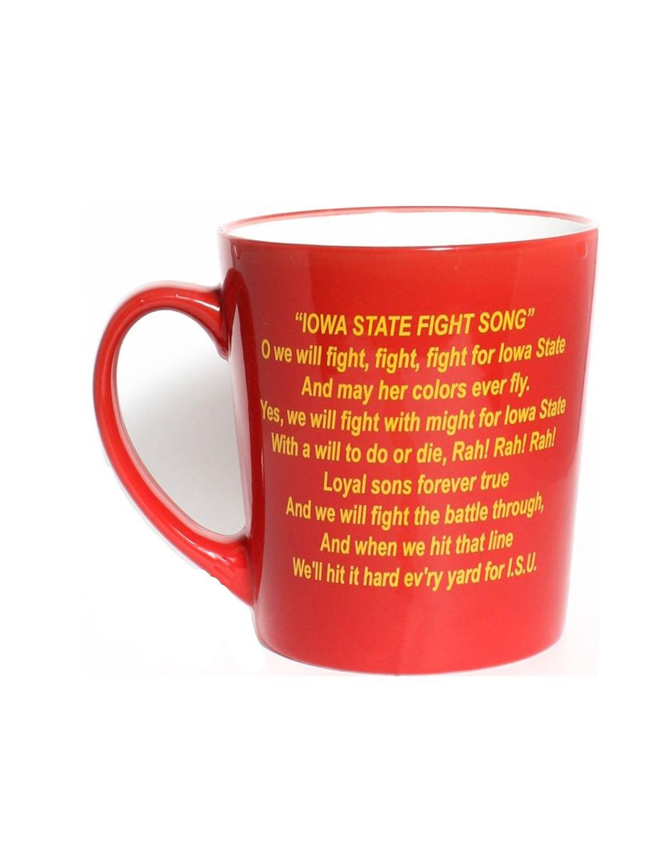 ISU Fight Song Mug -40726