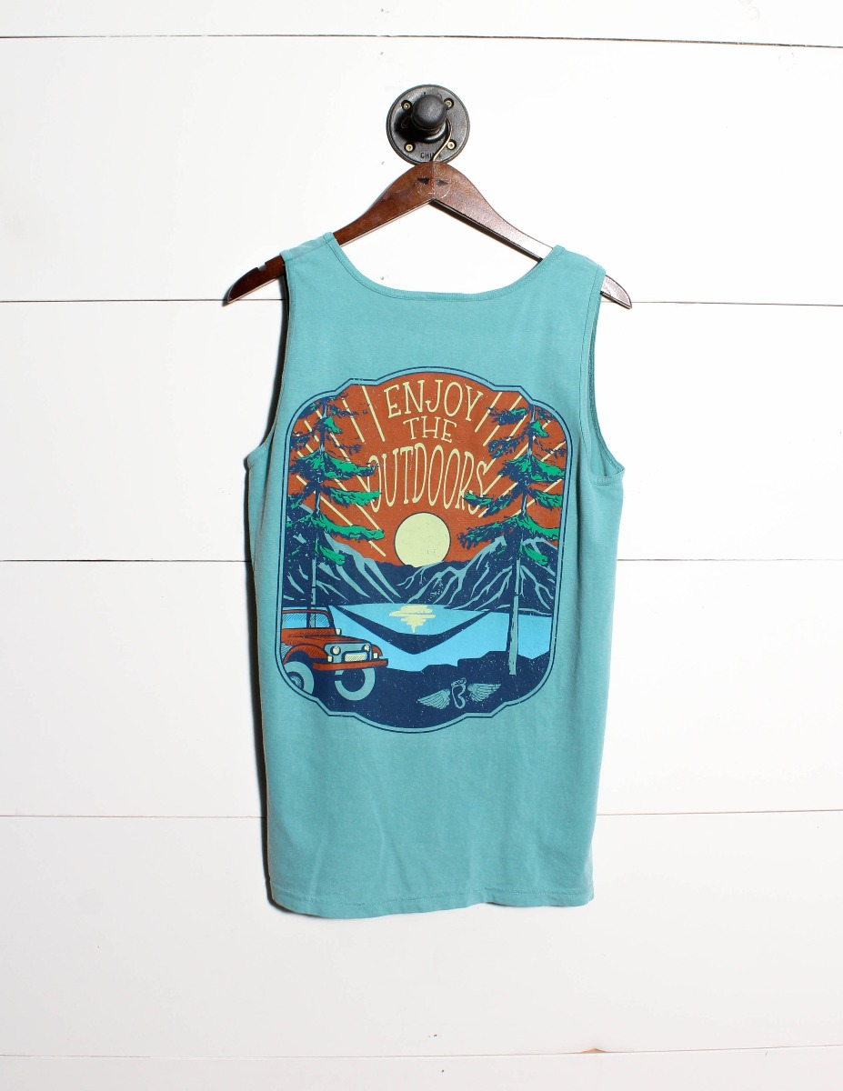 1a8e91cb0020 ENJOY THE OUTDOORS – Barefoot Campus Outfitters
