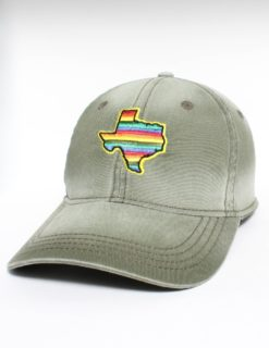 Texas Stripes Primary Cap-0