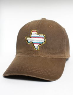 Texas Stripes Muted Cap-0