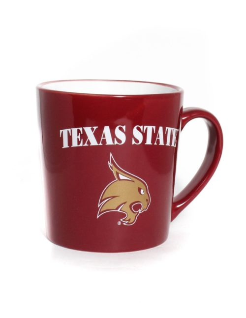 TXST Fight Song Mug-0