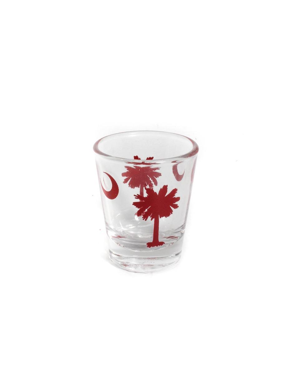 Mini Palmetto Moon Shot Glass-0