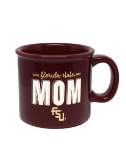 FSU Florida State Mom Mug Barefoot Campus Outfitter
