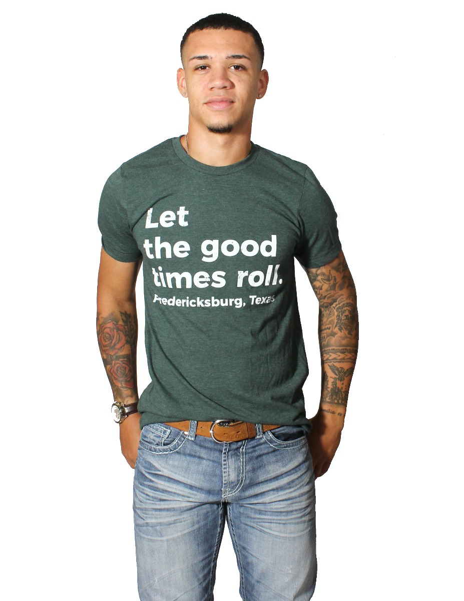 FRED Let The Good Times Roll-38277
