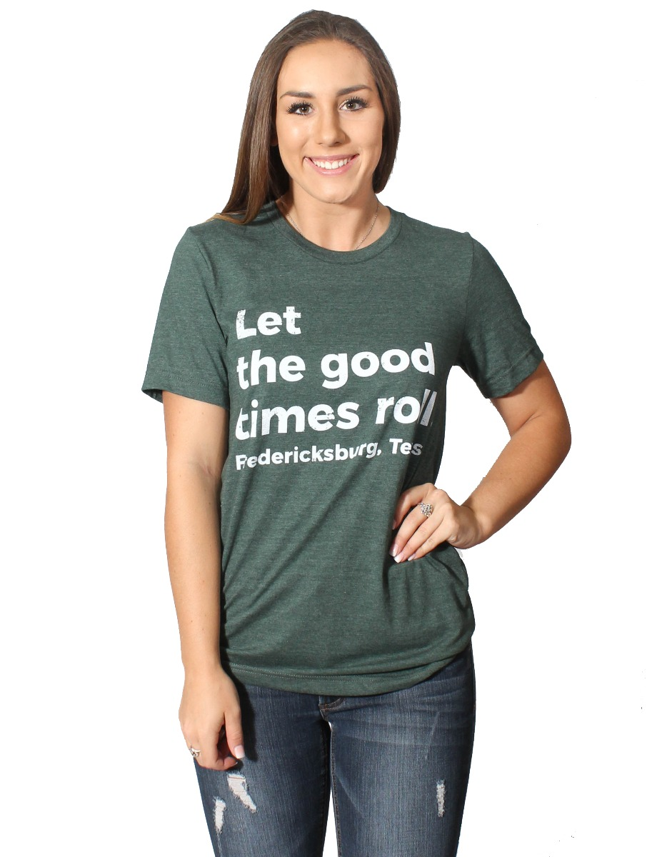 FRED Let The Good Times Roll-38276