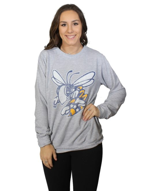 Sville Bees Faded Logo-39959