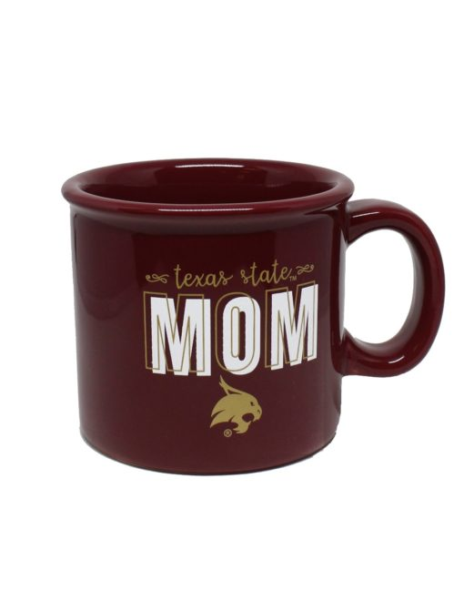 TXST Mom Camp Site Mug-0