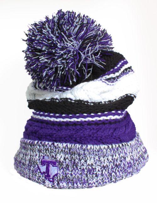 TSU B Texan Executive Purple T-0