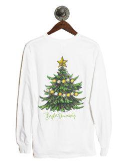 BU Christmas Tree Motto -0