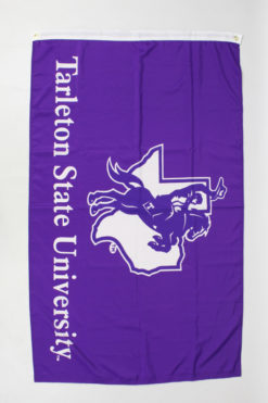 TSU New Texan Rider Flag-0