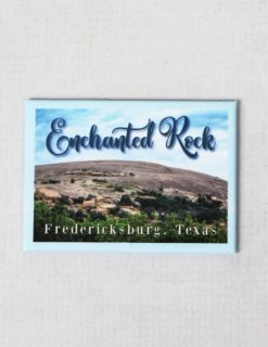Enchanted Rock Wrapped Magnet-0