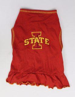 ISU Dog Cheerleader Dress-0