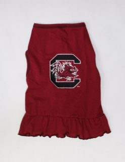 USC Dog Cheerleader Dress-0
