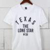 TEXAS THE LONE STAR NO 28-0