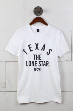 TEXAS THE LONE STAR NO 28-0