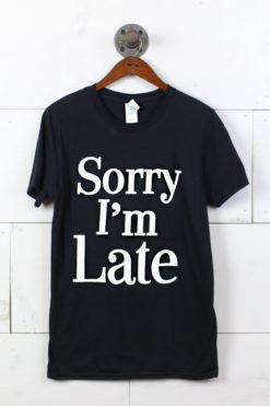 CH SORRY I'M LATE-0