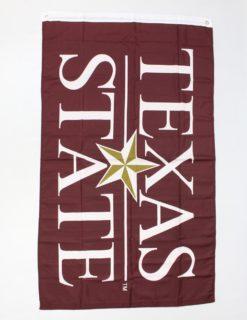 TXST BNS Maroon Flag-0