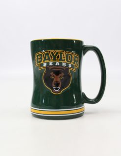 BU Sculpted Relief Mug-0