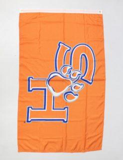 SHSU Flag w/ Paw-0