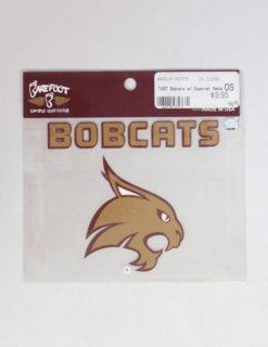 TXST Bobcats w/ Supercat Below-0