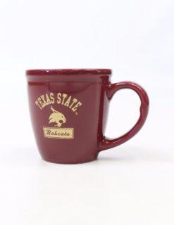 TXST Cappucino Mug-0