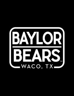 BU Bears Taylor Decal-0