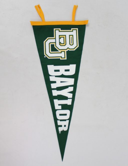 BU Interlocking BU Pennant-0