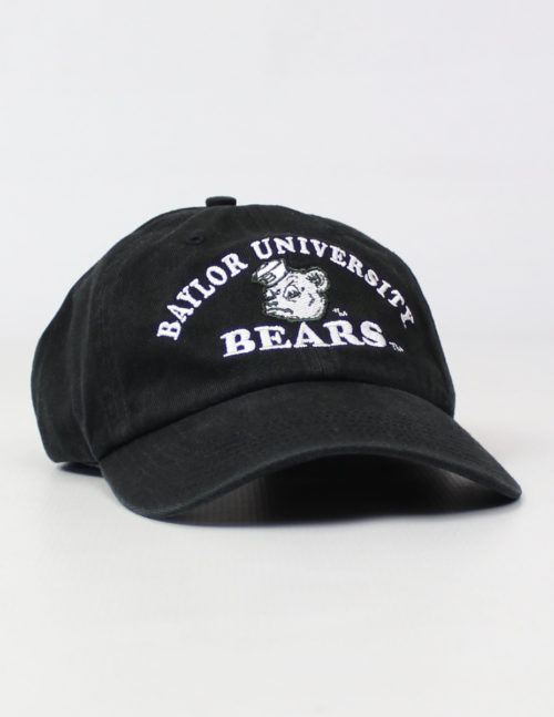 BU C Bears Retro- White-0