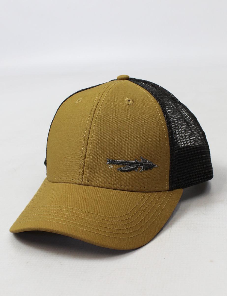 FSU Spear Snapback GOLD/GRY-0