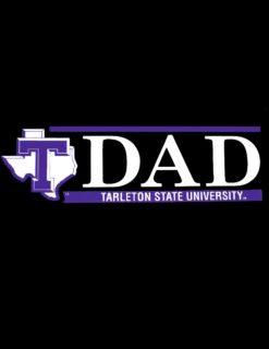 TSU DAD Decal-0
