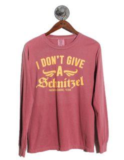 I Don't Give a Schnitzel-0