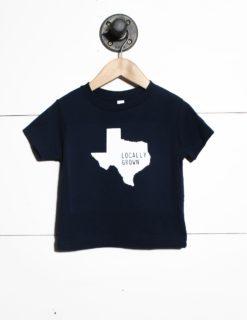 TX TODDLER LOCALLY GROWN-0