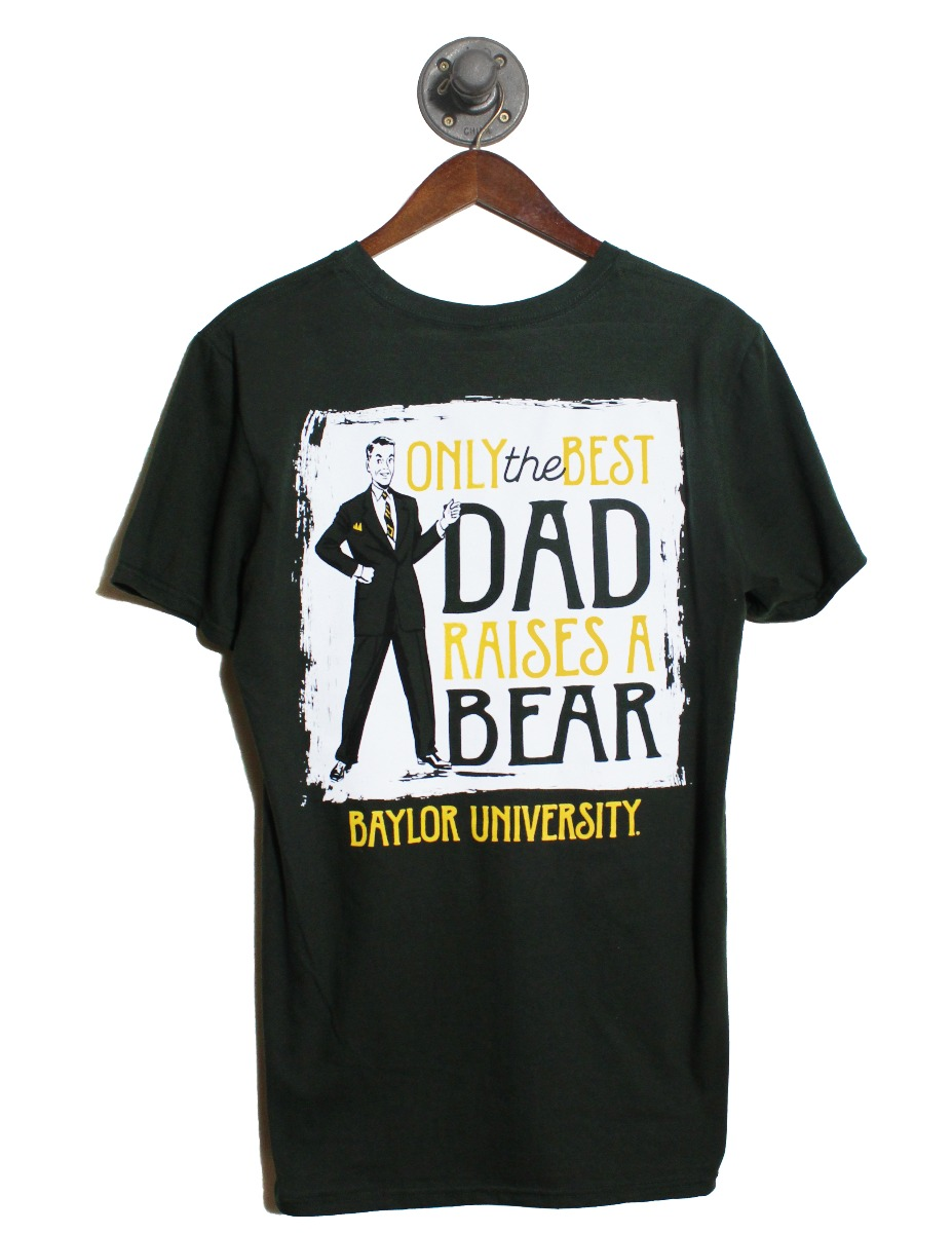 1db36e56 BU DAD Is The Best – Barefoot Campus Outfitters
