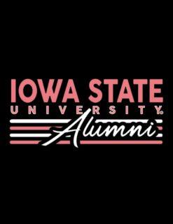 ISU Alumni Fashion Decal-0