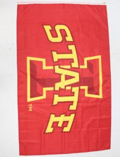 ISU House Flag - CARDINAL-0