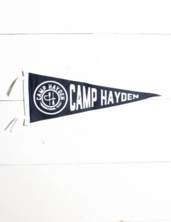 CAMP HAYDEN 9X24PENNANT-0