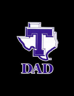 TSU New DAD Decal-0