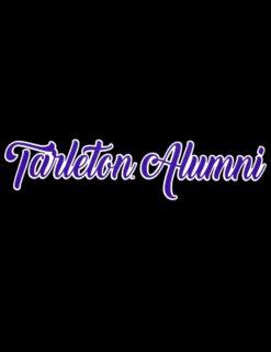 TSU Alumni Girly Decal-0