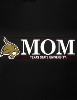 TXST MOM Decal-0