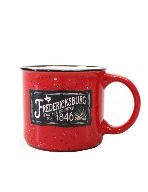 FRED Fredericksburg Campfire Mug-0