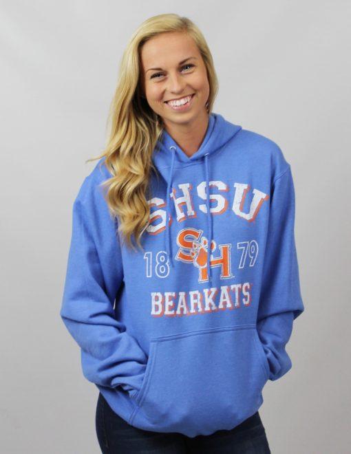 SHSU Vintage Bearkats Hoodie-25596