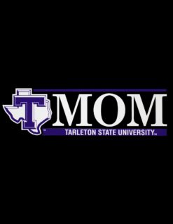 TSU Mom Decal-0