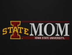 ISU MOM Decal-0