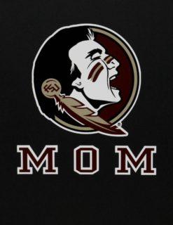 FSU Mom Decal-0