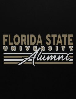 FSU Alumni Fashion Decal-0