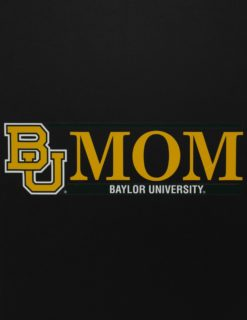BU MOM Decal-0