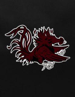 USC Gamecock Logo Decal-0