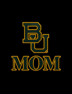 BU New MOM Decal-0